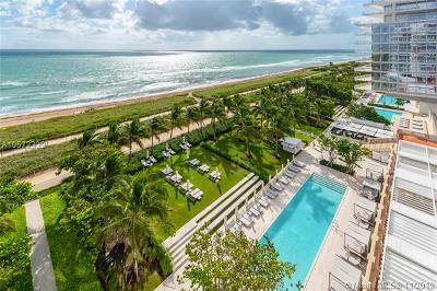 Surfside Condo For Sale: 9111 S Collins Avenue #N-815