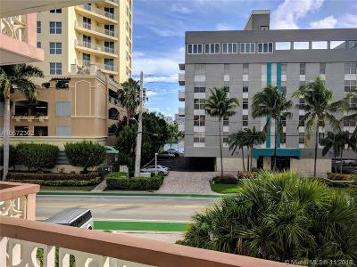 Bay Harbor Islands Condo Sold: 9700 E Bay Harbor Dr #203