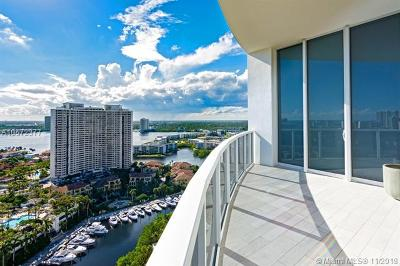 Aventura Condo For Sale: 4100 Island Blvd #2301