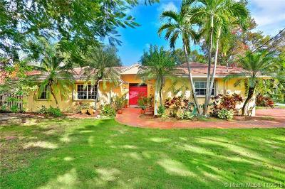 South Miami Single Family Home For Sale: 7891 SW 62 Ave