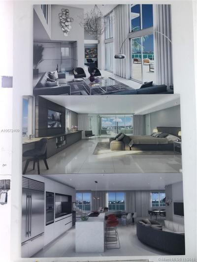Miami FL Condo For Sale: $7,500,000
