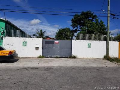 Commercial Lots & Land For Sale: 665 NW 27th St