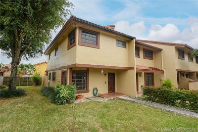 Miami Condo For Sale: 13328 SW 60th Ter #13328