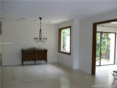 Coral Gables Rental For Rent: 1421 Bird Rd