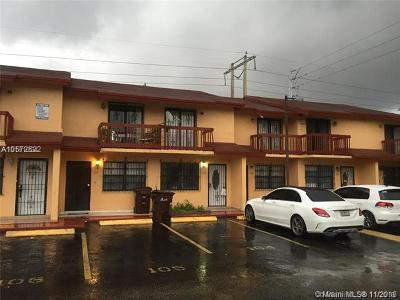 Hialeah Condo For Sale: 2201 W 52nd St #101
