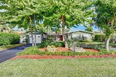 Pompano Beach Single Family Home For Sale: 921 SE 10th Ct