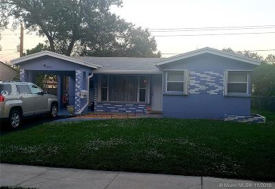 Hollywood Single Family Home For Sale: 3921 N 66th