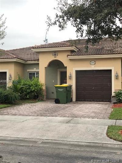 Homestead Condo For Sale: 3282 NE 11th Dr