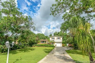 Davie Single Family Home For Sale: 6201 SW 55th Ct