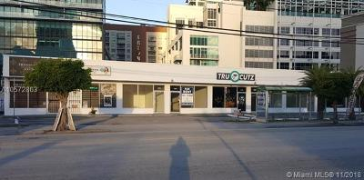 Miami Commercial For Sale: 3200 NE 2nd Ave #3206