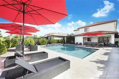 Miami Single Family Home For Sale: 14417 SW 17 St