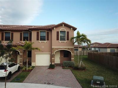 Homestead Condo For Sale: 185 SE 34th Ter