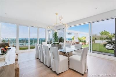 Miami Beach FL Condo For Sale: $8,900,000