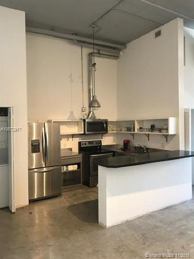 Miami Commercial For Sale: 250 NW 23rd St #412