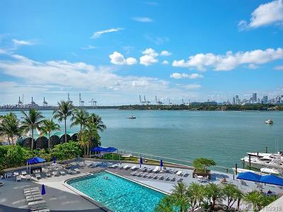 Miami Beach Condo For Sale: 1200 West Ave #530
