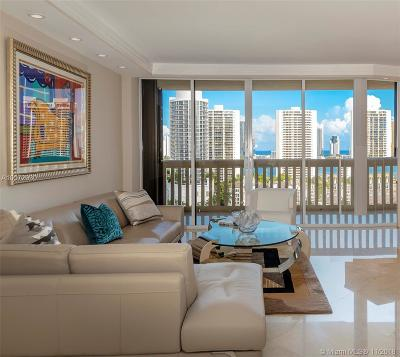 Aventura Condo For Sale: 1000 W Island Blvd #1808