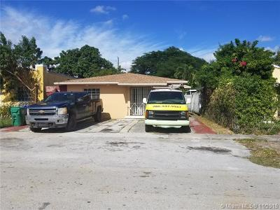 Miami Single Family Home For Sale: 3509 SW 25th Ter
