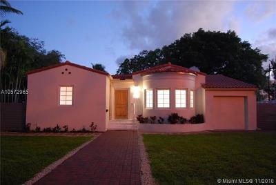 Single Family Home For Sale: 640 NE 69th St