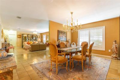 Coral Gables Single Family Home For Sale: 451 Hardee Rd