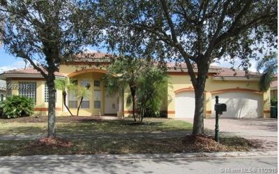 Miramar FL Single Family Home For Sale: $549,900