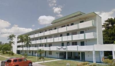 Miami Condo For Sale: 1101 NE 191st St #H313