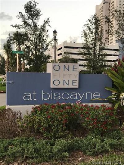 North Miami Condo For Sale: 14951 Royal Oaks Ln #2406