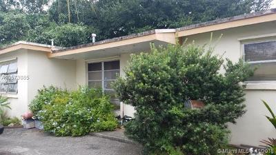 Miami Gardens Single Family Home For Sale: 18545 NW 23rd Ct