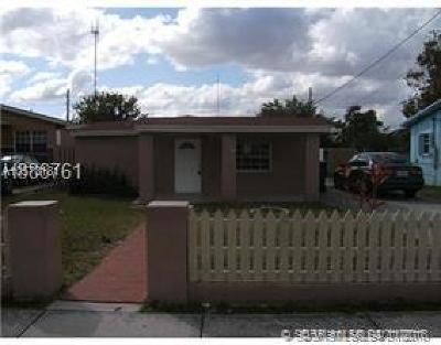 West Park Single Family Home For Sale: 5328 SW 18th St