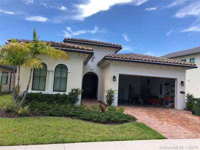 Pembroke Pines Single Family Home For Sale: 11337 SW 12th Ct