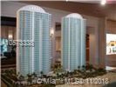 Sunny Isles Beach Rental For Rent: 16051 Collins Ave #2203