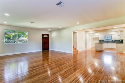 Coral Gables Single Family Home For Sale: 1405 Bird Rd