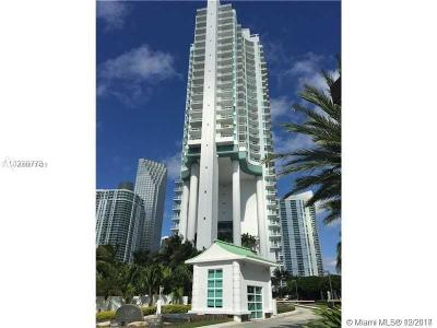 Condo For Sale: 900 Brickell Key Blvd #2602