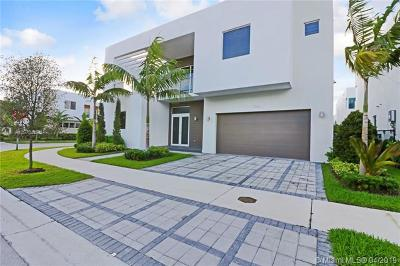 Doral Single Family Home For Sale: 7444 NW 99th Pl