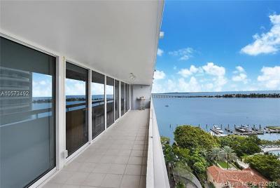 Miami Condo For Sale: 1627 Brickell Ave #2002