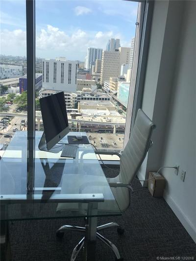 Miami Commercial For Sale: 150 SE 2 Ave #PH-5