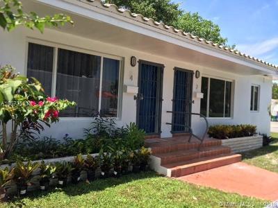 Miami Multi Family Home For Sale: 2 NE 45th St