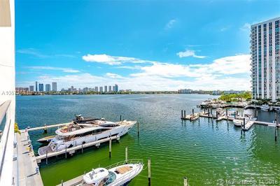 North Miami Condo For Sale: 17301 Biscayne Blvd #407