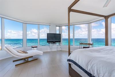 Highland Beach Condo For Sale: 2575 S Ocean Blvd #304S