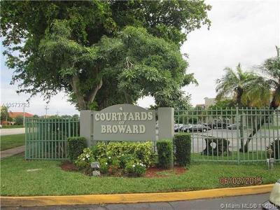 North Lauderdale Condo For Sale