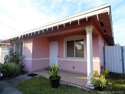 Miami Single Family Home For Sale: 3011 NW 61st St
