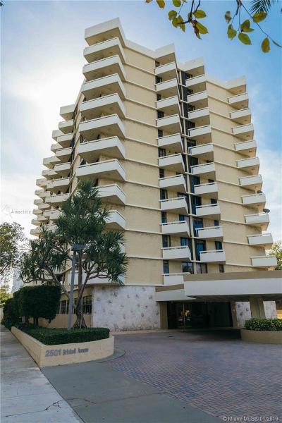 Brickell Park, Brickell Park Condo Condo Sold: 2501 Brickell Ave #902