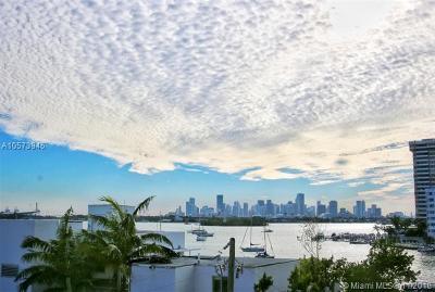 Miami Beach Condo For Sale: 1450 Lincoln Rd #506
