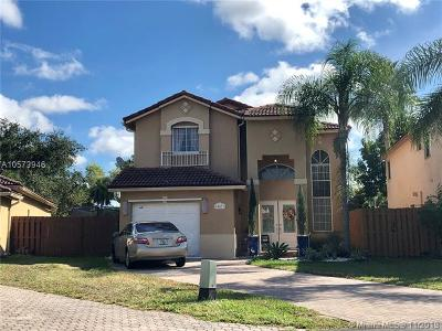 Miami Single Family Home For Sale: 10031 SW 156th Ave