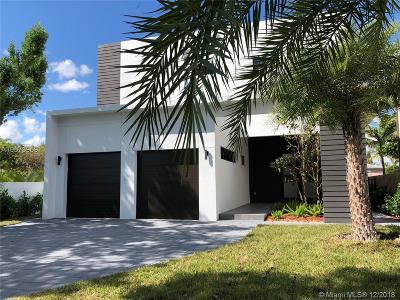 Miami FL Single Family Home For Sale: $1,295,000