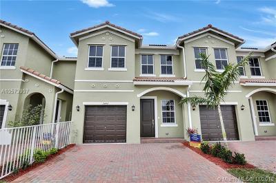 Homestead Condo For Sale: 1498 SE 23 Terr