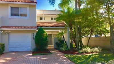 Doral Condo For Sale: 9924 NW 43rd Ter #9924