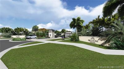 Broward County Residential Lots & Land For Sale: 14815 SW 30 Street
