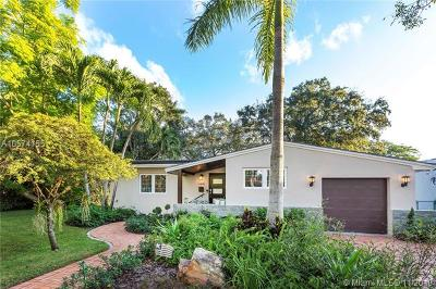 Coral Gables Single Family Home For Sale: 1400 Obispo Ave