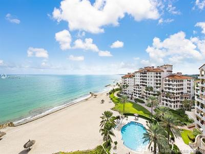 Fisher Island FL Condo For Sale: $9,495,000