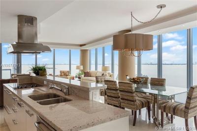 Blue Condo, Blue Condo - Waterfront, Blue Condominium Condo For Sale: 601 NE 36th St #1612